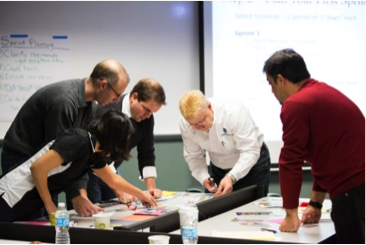 The Druckman Company Partners with Bellevue College to Offer Agile Training