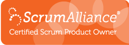 Scrum Alliance CSPO Logo